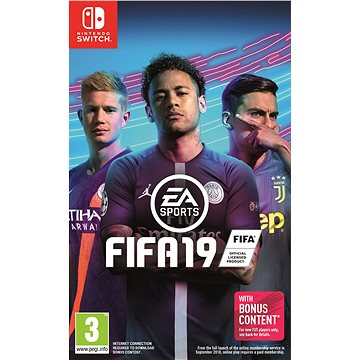 FIFA 19 - Nintendo Switch (1064028)