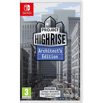 Project Highrise: Architects Edition - Nintendo Switch (4260458361283)