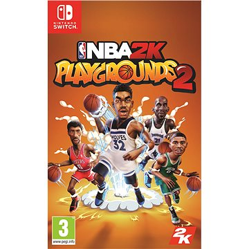 NBA 2K Playgrounds 2 - Nintendo Switch (5026555067492)