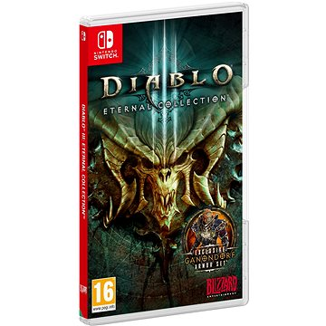 Diablo III: Eternal Collection - Nintendo Switch (88343EN)