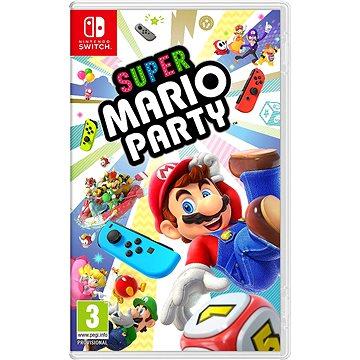 Super Mario Party - Nintendo Switch (045496422981)
