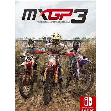 MXGP3 - The Official Motocross Videogame - Nintendo Switch (8059617107116)