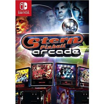 Stern Pinball Arcade - Nintendo Switch (5060057024539)