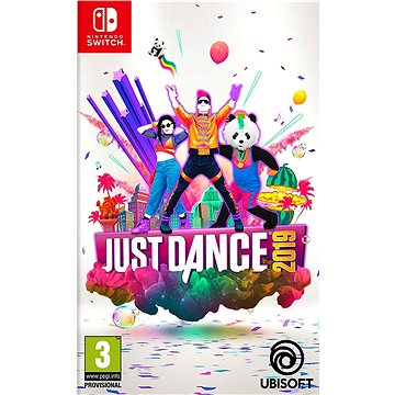 Just Dance 2019 - Nintendo Switch (3307216081272)