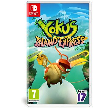 Yokus Island Express - Nintendo Switch (5056208800213)