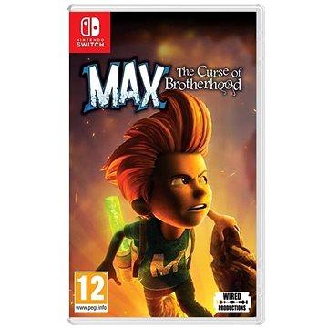 Max: The Curse of Brotherhood - Nintendo Switch (5060188670827)