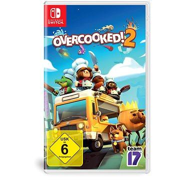 Overcooked 2 - Nintendo Switch (5056208802217)