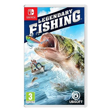 Legendary Fishing - Nintendo Switch (3307216079392)
