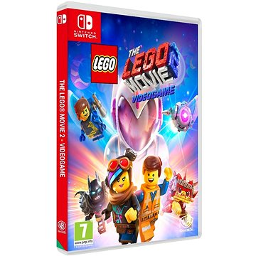 Lego Movie 2 Videogame - Nintendo Switch (5051892221184)