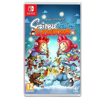 Scribblenauts: Showdown - Nintendo Switch (5051892213455)