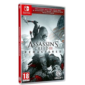 Assassins Creed 3 + Liberation Remaster - Nintendo Switch (3307216112013)