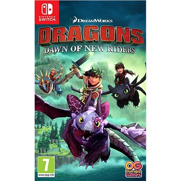 Dragons: Dawn of New Riders - Nintendo Switch (5060528031691)