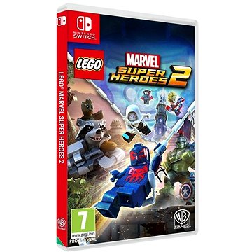 LEGO Marvel Super Heroes 2 - Nintendo Switch (5051892210744)