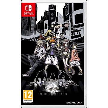 The World Ends with You: Final Remix - Nintendo Switch (045496422547)