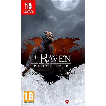 The Raven Remastered - Nintendo Switch (9120080073877)