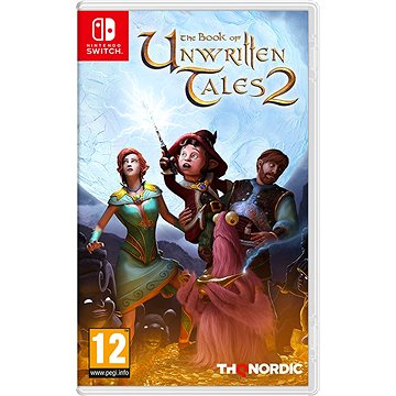 The Book of Unwritten Tales 2 - Nintendo Switch (9120080073853)