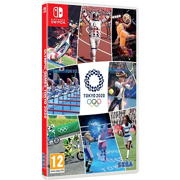 Olympic Games Tokyo 2020 - The Official Video Game - Nintendo Switch
