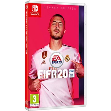 FIFA 20 Legacy Edition - Nintendo Switch (1075428)