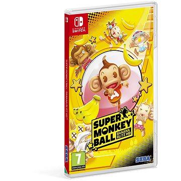 Super Monkey Ball: Banana Blitz HD - Nintendo Switch (5055277035526)