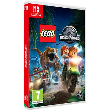 LEGO Jurassic World - Nintendo Switch (5051890319326)