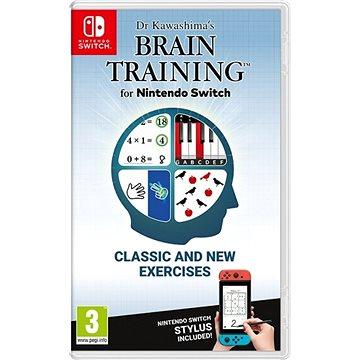 Dr Kawashima's Brain Training - Nintendo Switch (045496425906)