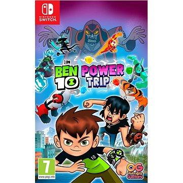 Ben 10: Power Trip - Nintendo Switch (5060528033435)