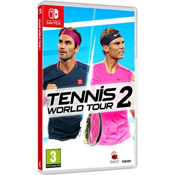 Tennis World Tour 2 - Nintendo Switch (3665962003154)
