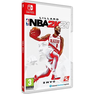 NBA 2K21 - Nintendo Switch (5026555069069)