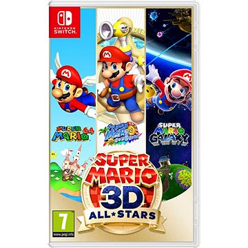 Super Mario 3D All-Stars - Nintendo Switch (045496426392)