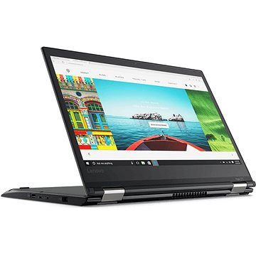 Lenovo ThinkPad Yoga 370 Black (20JH002QMC)