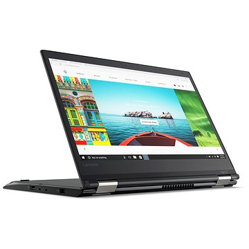 Lenovo ThinkPad Yoga 370 Black (20JH002UMC)