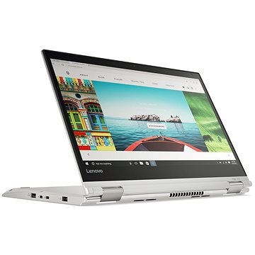Lenovo ThinkPad Yoga 370 Silver (20JH003CMC) + ZDARMA Myš Microsoft Wireless Mobile Mouse 1850 Black