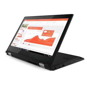 Lenovo ThinkPad Yoga L380 Black (20M7001BMC)