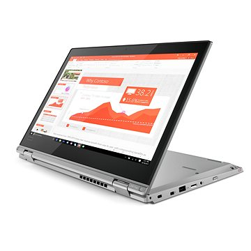Lenovo ThinkPad Yoga L380 Silver (20M7001DMC)