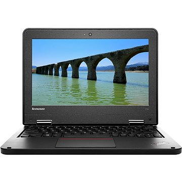 Lenovo ThinkPad 11e Yoga černý (20D9002AMC) + ZDARMA Poukaz v hodnotě 500 Kč (elektronický) na příslušenství k notebookům. Poukaz má platnost do 30.5.2017.