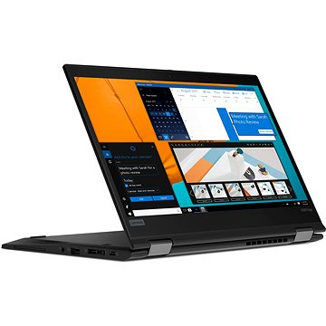 Lenovo ThinkPad X390 Yoga LTE Black (20NN0037MC)