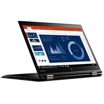 Lenovo ThinkPad X1 Yoga Black (20FQ002UMC)