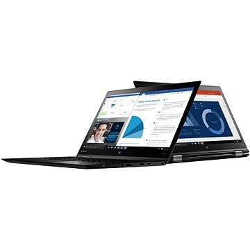 Lenovo ThinkPad X1 Yoga Black (20JD002JMC) + ZDARMA Myš Microsoft Wireless Mobile Mouse 1850 Black