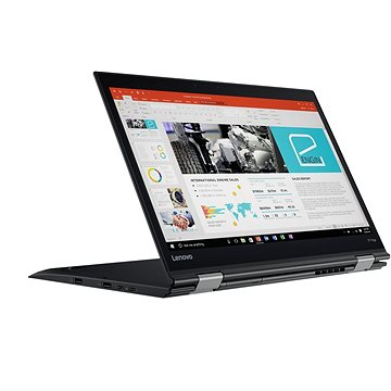 Lenovo ThinkPad X1 Yoga 3 Black (20LD002MMC)