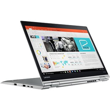 Lenovo ThinkPad X1 Yoga 3 Silver (20LF000TMC)