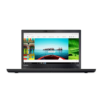 Lenovo ThinkPad T470 (20HD002JMC) + ZDARMA Myš Microsoft Wireless Mobile Mouse 1850 Black
