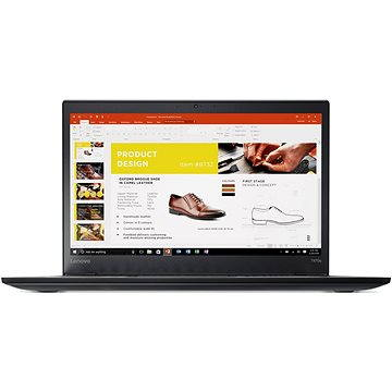 Lenovo ThinkPad T470s Black (20HF0000MC)