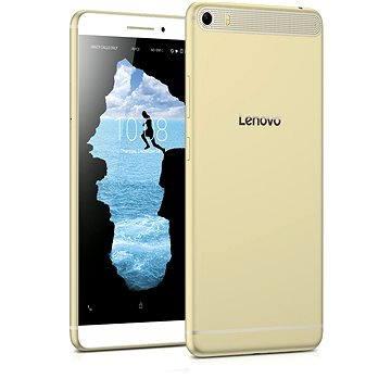Lenovo PHAB Plus 6.8 32GB Champagne Gold (ZA070026CZ) + ZDARMA Mobilní internet TWIST Online Internet s kreditem 200 Kč (Lenovo) Digitální předplatné Týden - roční