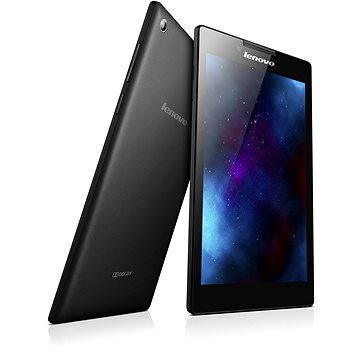 Lenovo TAB 2 A7-30 3G Ebony Black (59444584) + ZDARMA Mobilní internet TWIST Online Internet s kreditem 200 Kč (Lenovo)