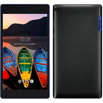 Lenovo TAB 3 7 16GB LTE Slate Black (ZA130286CZ) + ZDARMA Digitální předplatné Interview - SK - Roční od ALZY Mobilní internet TWIST Online Internet s kreditem 200 Kč (Lenovo) Digitální předplatné Týden - roční