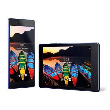 Lenovo TAB 3 8 16GB LTE Slate Black (ZA180048CZ) + ZDARMA Digitální předplatné Interview - SK - Roční předplatné Mobilní internet TWIST Online Internet s kreditem 200 Kč (Lenovo) Digitální předplatné Týden - roční