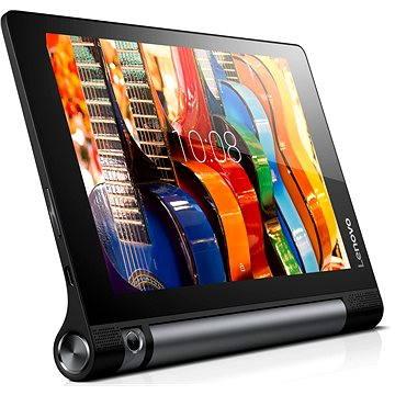 Lenovo Yoga Tablet 3 8 LTE 16GB Slate Black - ANYPEN (ZA0B0022CZ) + ZDARMA Pouzdro na tablet Lenovo Yoga TAB 3 8 Sleeve + fólie černé Mobilní internet TWIST Online Internet s kreditem 200 Kč (Lenovo)