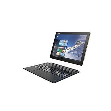 Lenovo Miix 700-12ISK Gold 256GB + kryt s klávesnicí (80QL008DCK) + ZDARMA Myš Microsoft Wireless Mobile Mouse 1850 Black Digitální předplatné Týden - roční