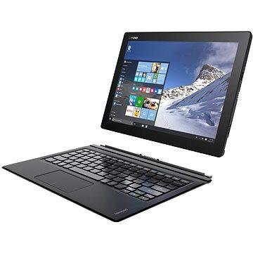 Lenovo Miix 700-12ISK Black 256GB LTE + kryt s klávesnicí (80QL00J4CK) + ZDARMA Digitální předplatné Týden - roční