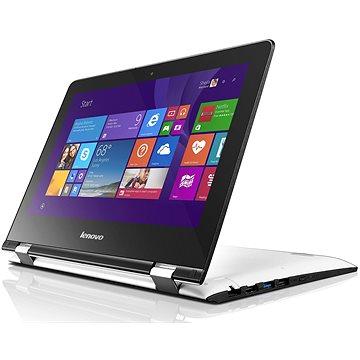 Lenovo IdeaPad Yoga 300-11IBR Fehér/Fekete (80M100SYHV)